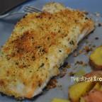 horseradish crusted salmon - thekarpiuks