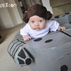 lila as princess leia - thekarpiuks