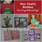 one crafty holiday - our holiday craft round up - thekarpiuks