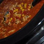 slow cooker chicken taco soup or chili recipe by thekarpiuks